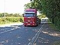A595 near Orton Grange - geograph.org.uk - 206155.jpg