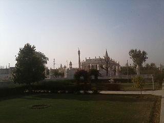 Ladnu Town in Rajasthan, India