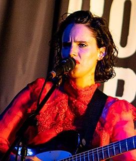 Anna Calvi British musician