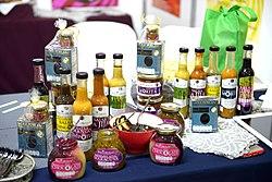 Salsa (sauce) - Wikipedia, the free encyclopedia