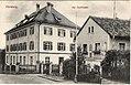 AK - Parsberg - königliches Bezirksamt - um 1910 wikimedia.jpg