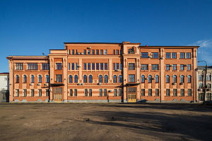 Krasnoye Sormovo Factory No. 112 - Image: AO Sormovo 01