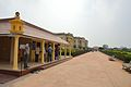 ASI Ticket Office - Hazarduari Complex - Nizamat Fort Campus - Murshidabad 2017-03-28 6286.JPG