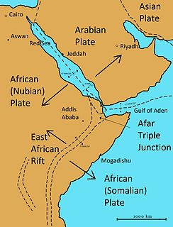 Red Sea Rift