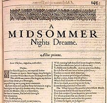 a midsummer night s dream simple english the  a midsummer night s dream