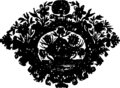 A compleat universal history, of the several empires, kingdoms, states etc Fleuron T114404-19.png