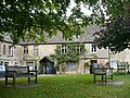 A quiet corner of Market Square, Stow-on-the-Wold - geograph.org.uk - 1009211.jpg