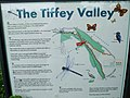 A sign showing the Tiffey Valley - geograph.org.uk - 1334052.jpg