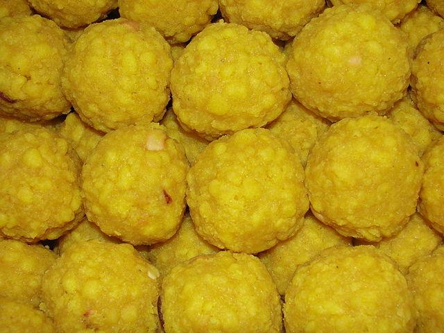 laddoo diwali sweets