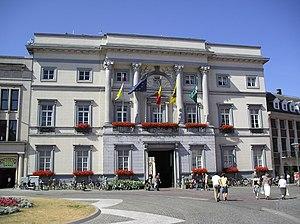 Aalst, Belgium - Image: Aalst stadhuis