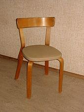 Alvar aalto wikipedia la enciclopedia libre for Alvar aalto muebles