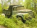 Abandoned ZiL-130 truck.jpg