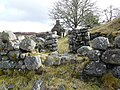 Abandoned croft, Little Rogart - geograph.org.uk - 712577.jpg
