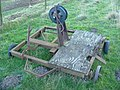 Abandoned farm implement north of Long Acres Farm - geograph.org.uk - 331813.jpg