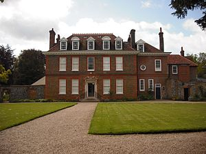 Museum of East Anglian Life - Abbot's Hall
