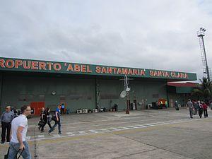 Abel Santamaría Airport - Image: Abel Santamaria Airport