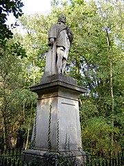 Statue of Isaac Watts