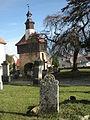 Abtsbessingen Grabsteine und Tor.JPG