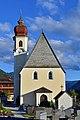 Achenkirch - Pfarrkirche hl Johannes der Täufer - von Norden.jpg