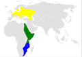 Acrocephalus palustris distribution map.png