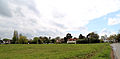 Across the village green from the east at Matching Green, Essex, England 01.jpg