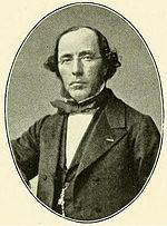 Gaspard Adolphe Chatin propose che il gozzo endemico fosse dovuto alla non sufficiente assunzione di iodio.