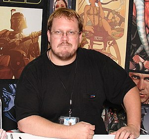 Adam Hughes - Adam Hughes in June 2007