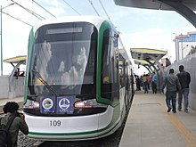 Addis Ababa Light Rail vehicle, March 2015.jpg