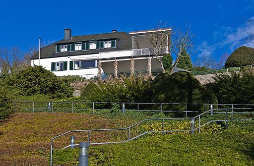 Adenauer-Haus, Rhöndorf-0975