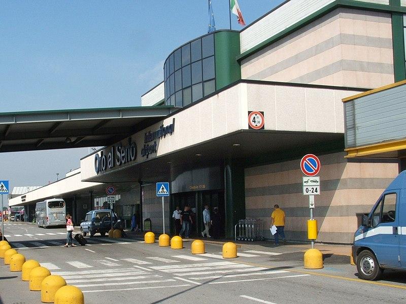 Avis Car Rental Milan Linate Airport