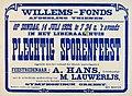 Affiche Willemsfonds Tienen, 1929 (28158126501).jpg
