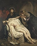 After Anthony van Dyck - Lamentation, Cook collection 2011 CKS 07962 0032.jpg