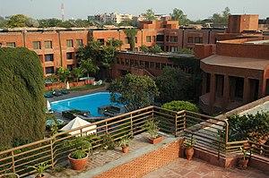 Raymond Affleck - Mughal Sheraton Hotel, Agra