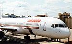 Air 2000 Boeing 757, Birmingham Airport, Flight No. AMM224, 15th May 1993.jpg
