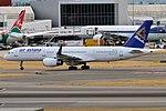Air Astana, P4-FAS, Boeing 757-2G5 (44355260242).jpg