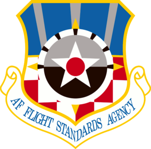 Air Force Flight Standards Agency - Air Force Flight Standards Agency Shield