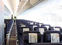 Air france wikip dia for Interieur avion air france