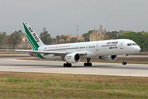 Air Italy Boeing 757 Zammit.jpg