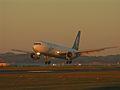 Air New Zealand Boeing 767 daybreak.jpg