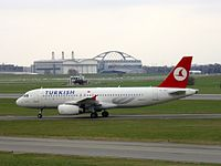 TC-JPS - A320 - Turkish Airlines