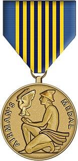 Airmans Medal Award