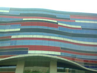 Bharti Enterprises - Airtel Centre, Headquarters of Bharti Foundation