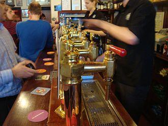 Beer tap - Aitken founts