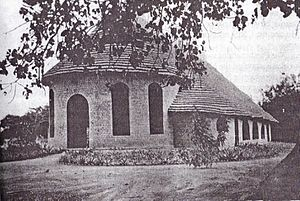 Akot Parish Church, now destroyed.jpg