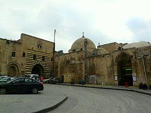 Al-Sahibiyah Mosque - Image: Al Sahibiyah mosque Aleppo