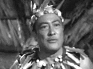 Al Kikume - Kikume in Bela Lugosi Meets a Brooklyn Gorilla, 1952