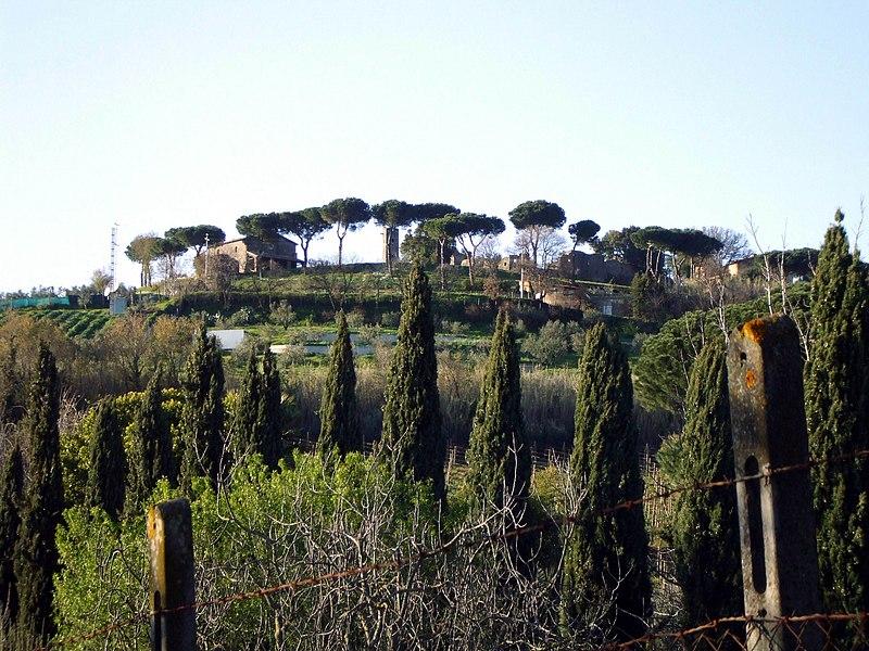 Albano Laziale - Castello savello