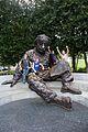 Albert Einstein Memorial, Washington DC 1.jpg