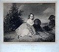 Albert Henry Payne (1812 – 1902), Stahlstich, Der erste Freund, nach F.X. Winterhalter, D1661.jpg