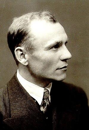 Albert Kivikas - Albert Kivikas in 1930